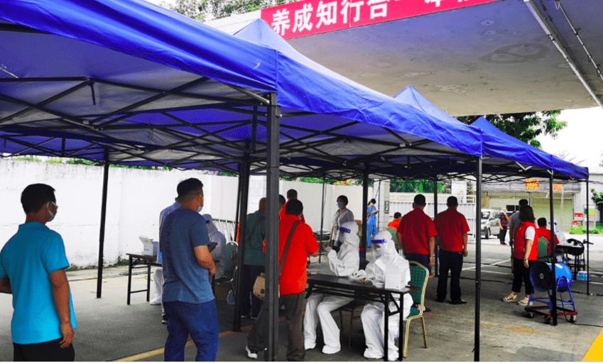 中国新增25宗新病例