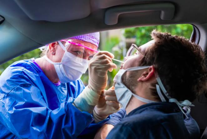 医学制药公司Rhinomed旗下COVID检测产品获维州政府订单,股价飙升近30%