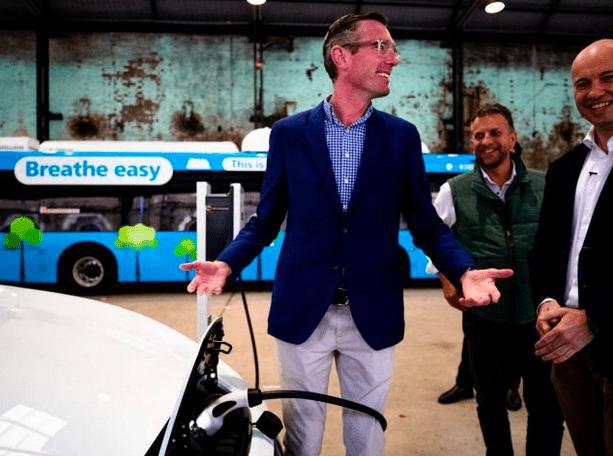 新州将建1千个电动车充电站!悉尼每5公里就有一个