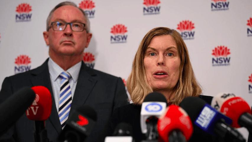 在生日派对超级传播事件的48小时后新州政府才封锁悉尼全城