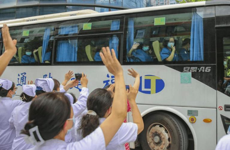 中国新增46例新病例,其中20例为本土病例