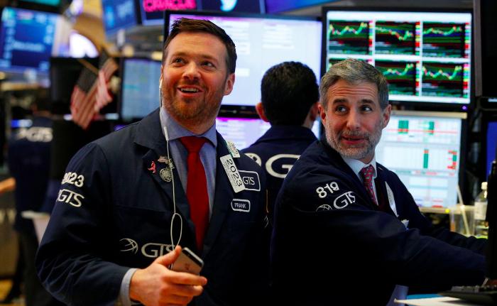 美股三大股指涨跌不一 纳指连跌四个交易日