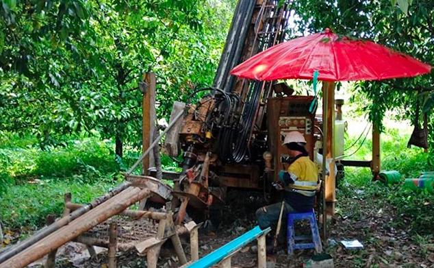 Pan Asia Metals在Reung Kiet钻井时发现了更多的锂