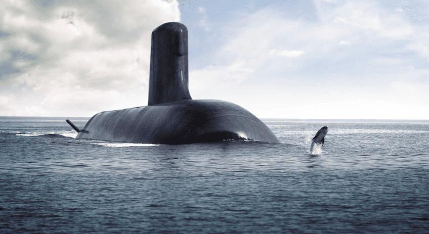 澳洲政府决定废止原由法国负责制造下一代常规动力潜艇的900亿澳元项目,改用美英技术规格的核动力潜艇