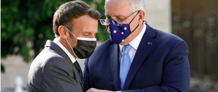 得罪法国,惹怒欧盟,但澳洲胜券在握!