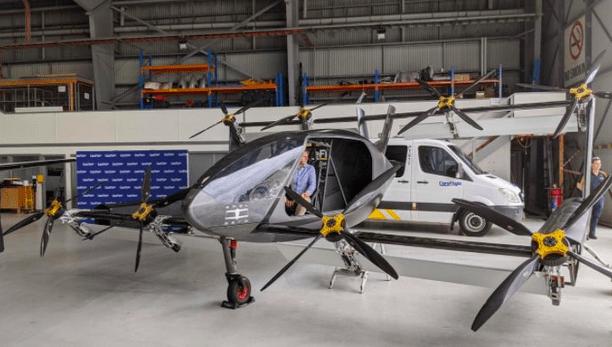 新南威尔士大学: 5年内汽车可以飞上天! 会飞的汽车时速可达300km/h